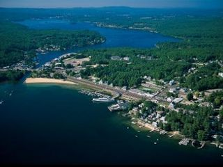 Weirs Beach condo photo - View from above