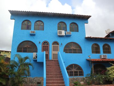 image for Townhouse, pool, children's pool, tennis court, barbecue, parking, Isla Margarita