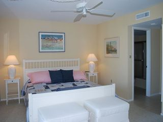 Sanibel Island condo photo - Master bedroom with king size bed