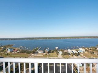 Gulf Shores condo photo - Back view of Little Lagoon