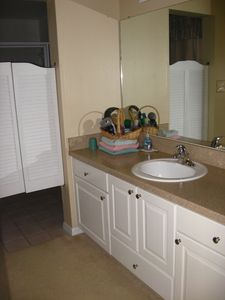 Indian Shores condo rental - Just a Part off the Master Bathroom