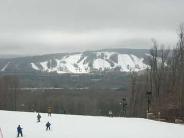 Boyne Highlands viewed from Nubs Nob