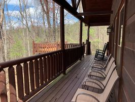 Mountain Bearadise in Pigeon Forge #unforgettable 4BR w