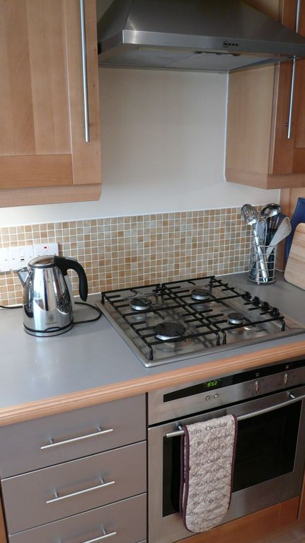 Neff Fitted Cooker and Gas Hob