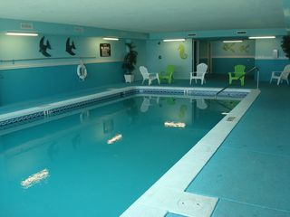 Ocean Reef condo photo - Indoor pool