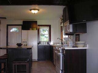Howard Lake cabin photo - Kitchen