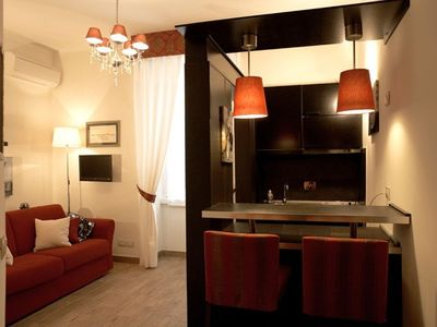 Villa Borghese & Parioli area apartment rental - Apartment ' Silver'