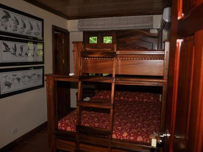 bunk beds with full on bottom and twin on top