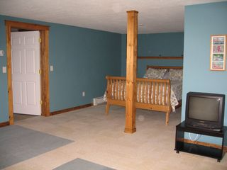Jay Peak house photo - basement in-law suite with private bath and its own entrance