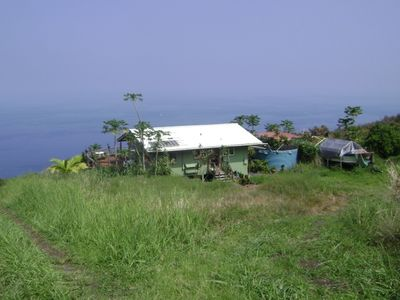 Opihihale house rental - Get away from it all with a fabulous view and serenity!