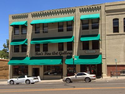 Prescott apartment rental - Balentine Bldg - Downtown Presott
