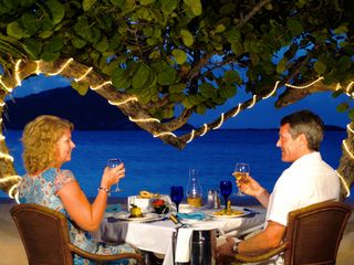 Palm Island house photo - Romantic Dining