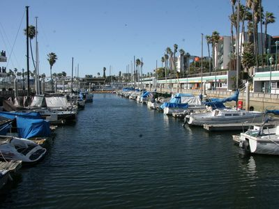 Rent a Paddle boat or a Kayak at the Pier.