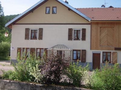 Lusse farmhouse rental