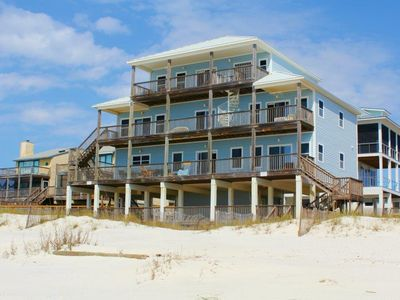 Welcome to Blue Heaven at Cape San Blas, FL