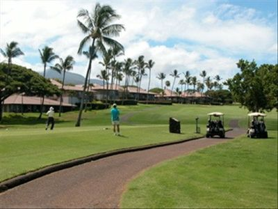 Golfing Next to the Maui Eldorado - Royal Ka'anapali Golf Course