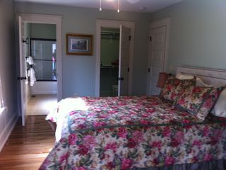 Wintergreen house photo - Queen Suite with Large walk-in closet