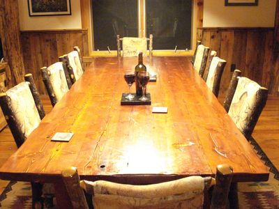 Farmers Dining Table