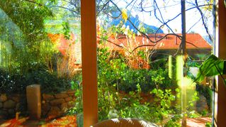Sedona house photo - View from Dining area