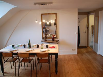Holiday apartment, 90 square meters , Rouen