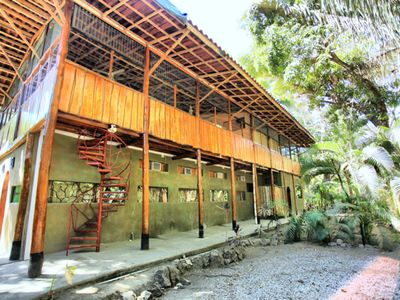 Book your Costa Rica vacations at The Jungle House Vacation Rental, Santa Teresa