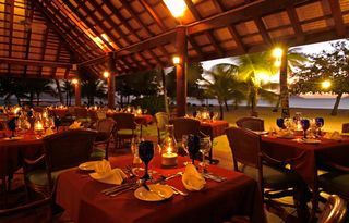 Palm Island house photo - Beachfront Restaurant