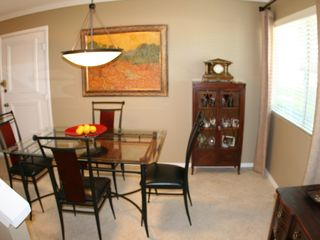 Old Town Scottsdale townhome photo - Dining Room