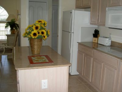 Spring Hill villa rental - Kitchen