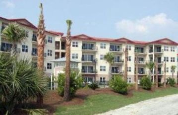 "Frangista Beach condo rental - ""Emerald Waters"""