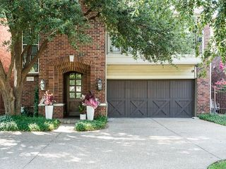 Dallas townhome photo - Entrance