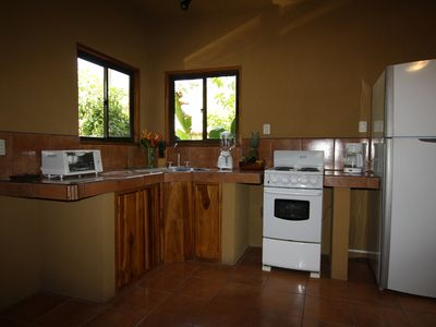 Kitchen - Villa Pochote