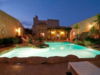 300 year old farmhouse fully converted to the highest  standards in Gharb Gozo