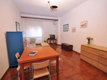 Vatican area apartment rental - Living room