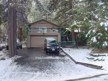 Wrightwood house rental