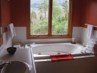 Franconia house photo - Master bathroom