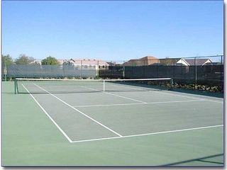 Orange Tree villa photo - Onsite Tennis Courts