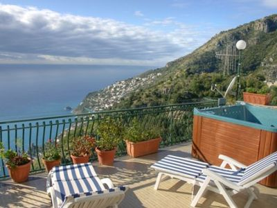 Three Bedroom Apartment Furore     Apartment Furore is situated close to the pretty coastal village