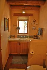 Santa Fe house photo - Guest Bath with shower
