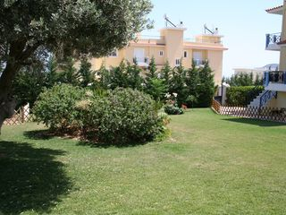 Porto Rafti apartment photo - garden