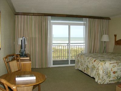 Bradenton Beach studio rental - 1st floor