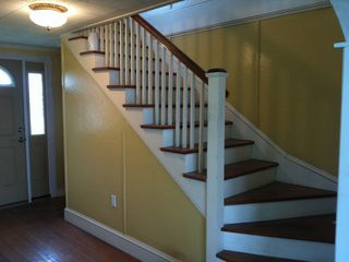 Bonnet Shores house photo - Hardwood Staircase & Hallway