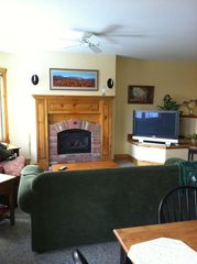 Jay Peak condo photo - upstairs living room