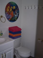 Surfside Beach house photo - 2nd Bathroom