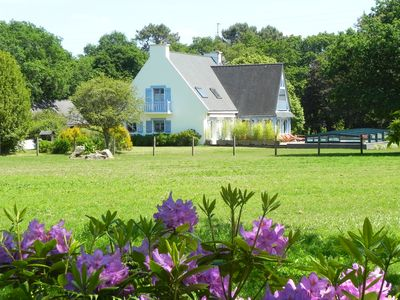 Property 5 minutes away from the sea, high quality services in quiet environment