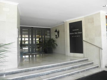 Residencial main entrance