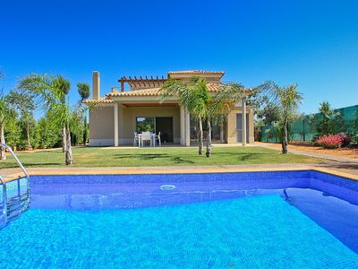 New Modern Private 3 Bed Villa With Private Pool in Gale, Near Albufeira
