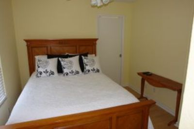 Pompano Beach house rental - Full bed in 4th bedroom on second floor