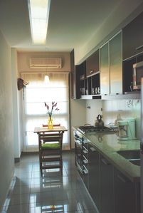 Puerto Madero apartment rental - Kitchen