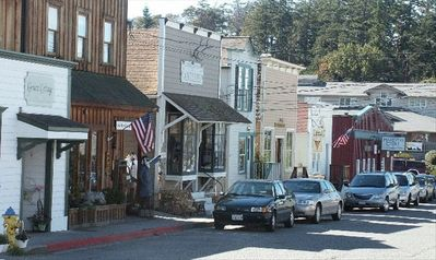 Charming downtown Coupeville