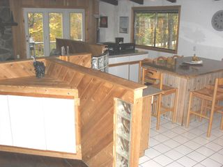 Mount Snow house photo - Custom woodwork